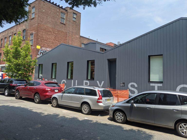 Mercury Studio-8th St Brooklyn